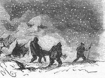 'The English at the Noth Pole' by Riou and Montaut 127