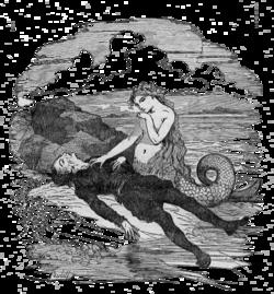 Bertall ill La Petite Sirène