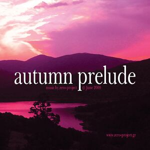 Zero-project - Autumn prelude
