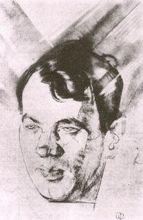 Józef Czechowicz, rys. Jan Wydra (1937)