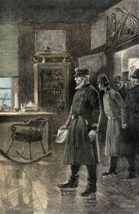 'The Purchase of the North Pole' by George Roux 22