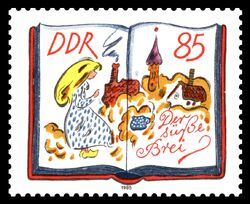 Stamps of Germany (DDR) 1985, MiNr 2992