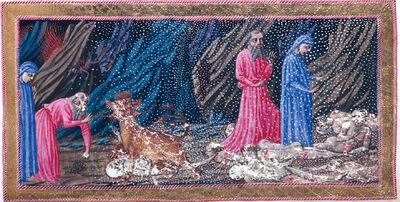 Inf. 06 Cerbero e ghiottoni, Giovanni di Paolo (c.1403–1483)