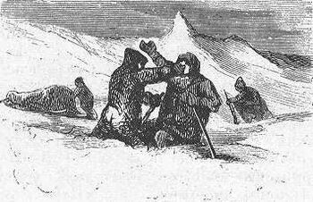'The English at the Noth Pole' by Riou and Montaut 123