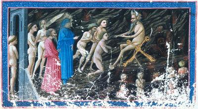 Inf. 05 Minosse, Giovanni di Paolo (c.1403–1483)