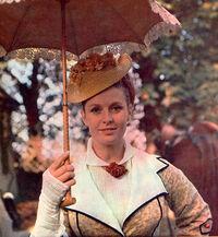 Beata Tyszkiewicz Polish actress