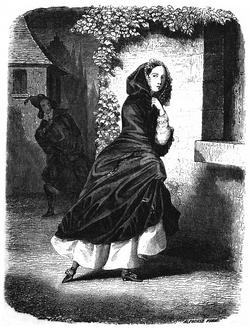 Dumas - Les Trois Mousquetaires - 1849 - page 099 - b&w