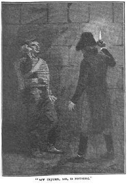 'How Brigadier Gerard Lost his Ear' by William Barnes Wollen 8