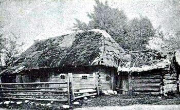 Ostatnia kurna chata pod Porozowem