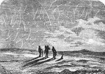'The English at the Noth Pole' by Riou and Montaut 107