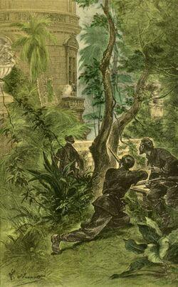 'The Begum's Fortune' by Léon Benett 43