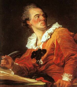 Fragonard, Inspiration