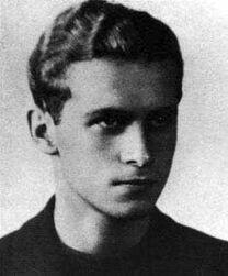 Krzysztof Kamil Baczyński - Maturzysta