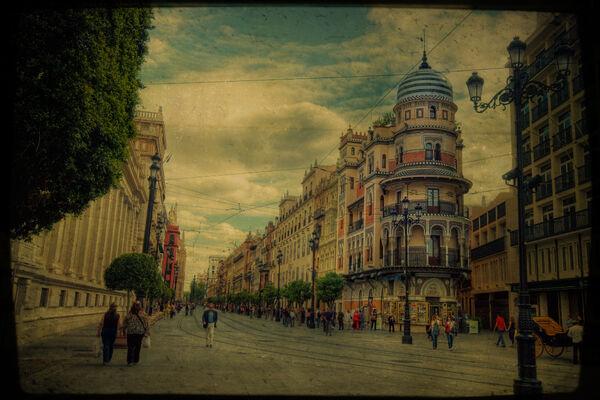 Sevilla centro