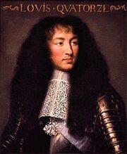 Louis Quatorze by Charles Lebrun, ok. 1662