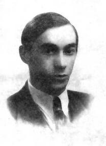 Tadeusz Hollender, portrait