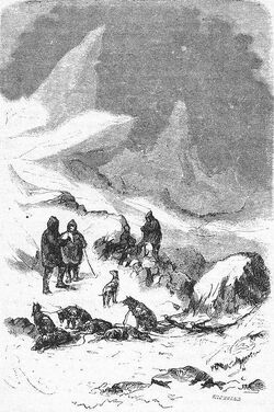 'The English at the Noth Pole' by Riou and Montaut 125