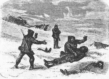 'The English at the Noth Pole' by Riou and Montaut 132