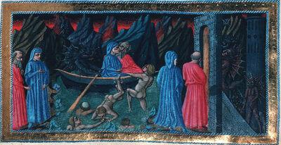 Inf. 08 Filippo Argenti, Giovanni di Paolo (c.1403–1483)