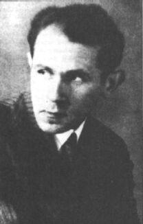 Bruno Schulz, portrait 3