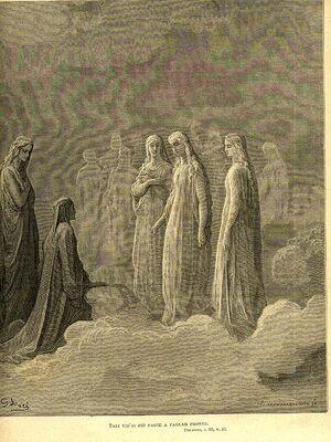 Par 03, Gustave Doré, piccarda