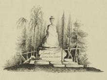 Urszula Tarnowska - Xięga czasu - ilustracja ze str 4 - Pomnik