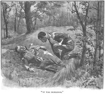 'How the Brigadier Saved the Army' by William Barnes Wollen 4