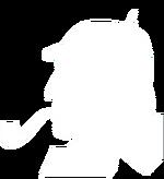 Sherlock Holmes - white