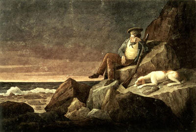 Augustus Earle - Solitude