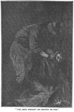 'How Brigadier Gerard Lost his Ear' by William Barnes Wollen 7