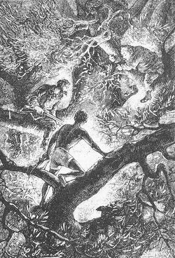 'School for Robinsons' by Léon Benett 50