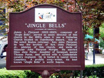 Pierpont Jingle Bells Savannah