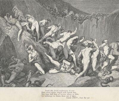 Inferno Canto 24 verses 89-92