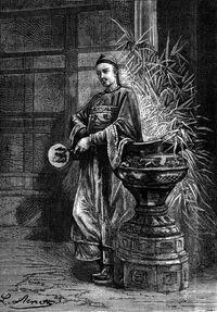 'Tribulations of a Chinaman in China' by Léon Benett 05