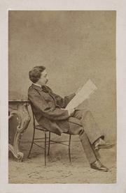 Stanisław Tarnowski - fotografia Ludwiga Angerera z r. 1863 - moje