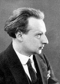Emil Zegadłowicz, portrait