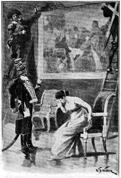 'How Brigadier Gerard Lost his Ear' by William Barnes Wollen 2