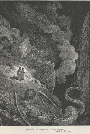 Inferno Canto 17 verse 7