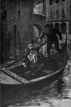 'How Brigadier Gerard Lost his Ear' by William Barnes Wollen 3