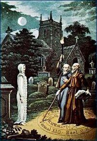 Magician Raphael 1825