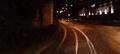Z drogi nocą