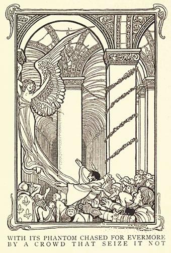 Edgar Allan Poe-Poem-The Conqueror Worm-Noel