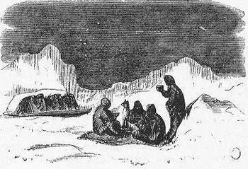 'The English at the Noth Pole' by Riou and Montaut 115