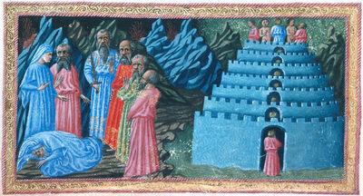 Inf. 04 Spiriti magni, Giovanni di Paolo (c.1403–1483)