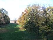 Widok z Tarasu na park poniżej