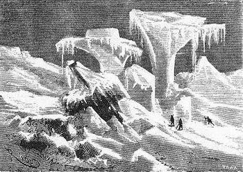 'The Field of Ice' by Riou and Montaut 042