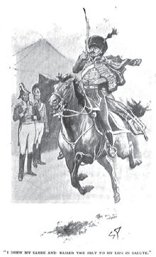 'The Crime of the Brigadier' by Sidney Paget 2