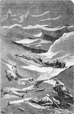 'The English at the Noth Pole' by Riou and Montaut 078