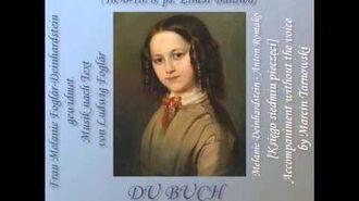 W. Tarnowski - Du Buch mit sieben Siegeln - accompaniment