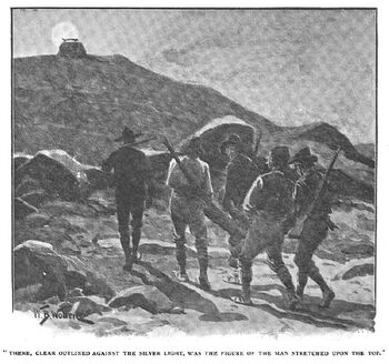 'How the Brigadier Saved the Army' by William Barnes Wollen 7